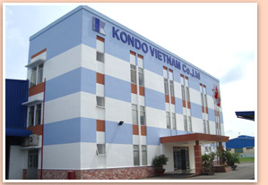 KONDO VIETNAM CO.,LTD